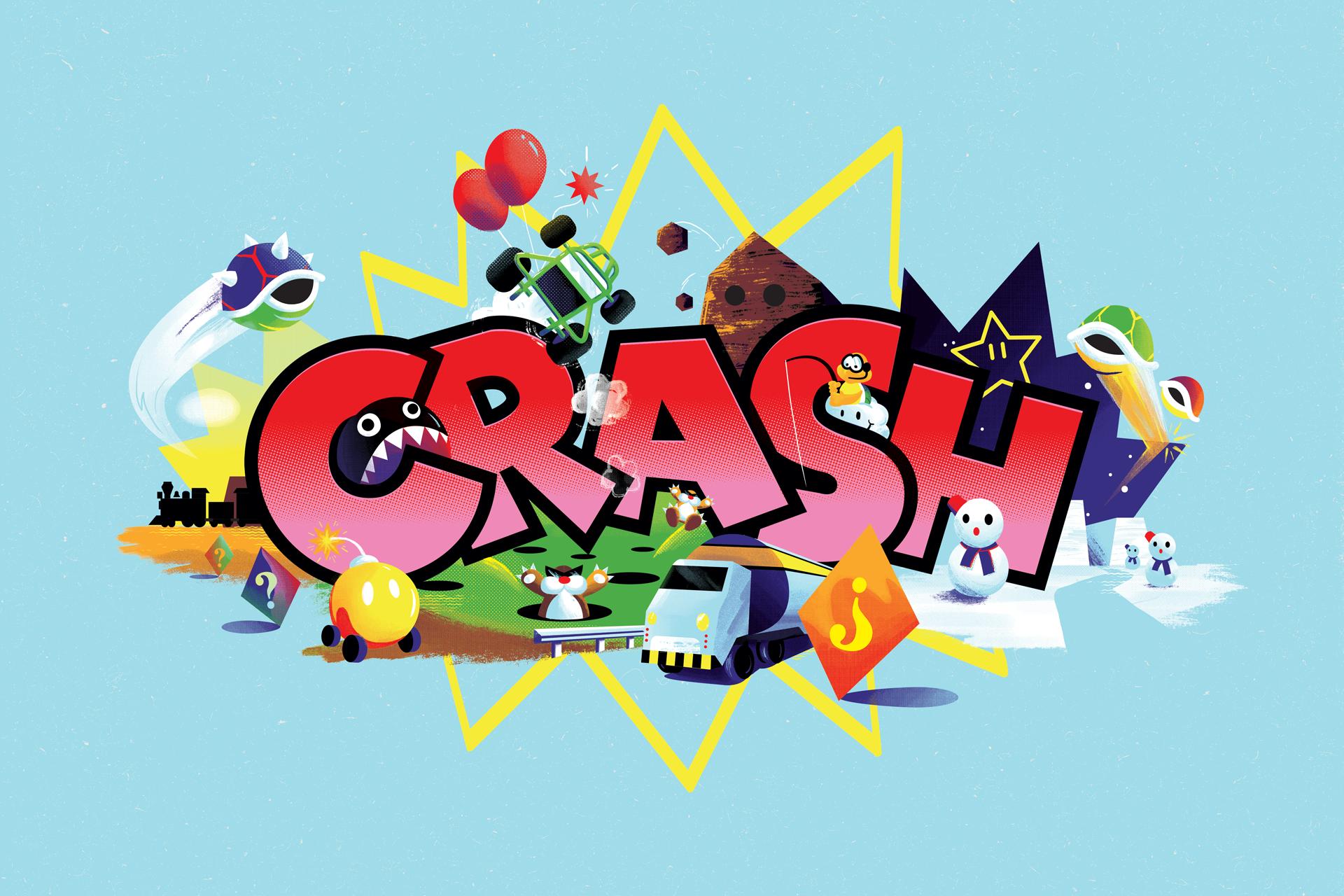 MarioKART_Crash